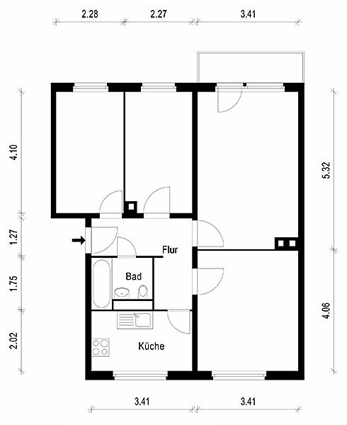 badezimmer q3a. Black Bedroom Furniture Sets. Home Design Ideas