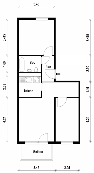 WBG Köpenick Nord - unsere Wohnungen